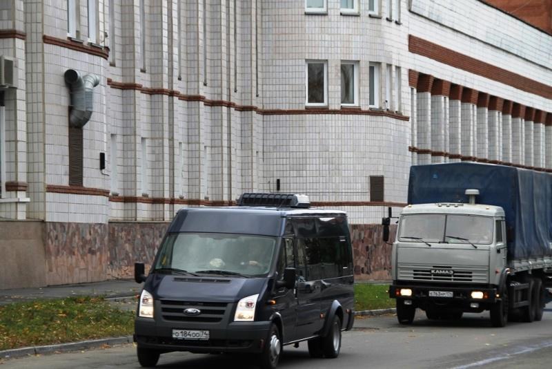 Как сообщили агентству в пресс-службе УФСБ России по Челябинской области, по замыслу учений, в пр