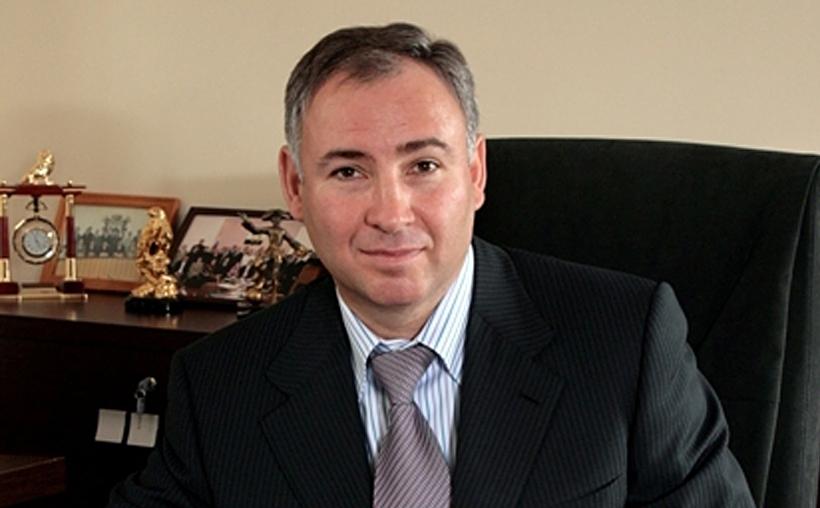 Борис Видгоф о своем назначении на должность директора ХК «Трактор» Впереди очень много ра