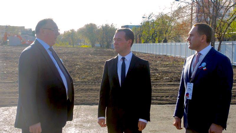 По словам главы правительства России, оказанная в 2015 году предприятиям нефтегазового комплекса