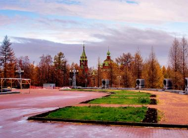 На Алом Поле. 22 октября, Челябинск
