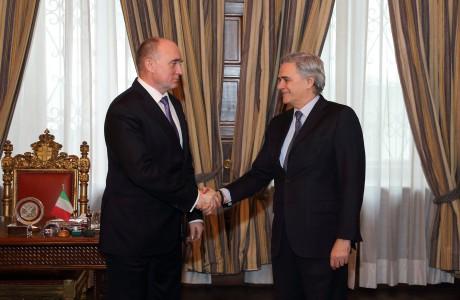 Как сообщает пресс-служба главы региона, Борис Дубровский заявил представителям деловых кругов Ит