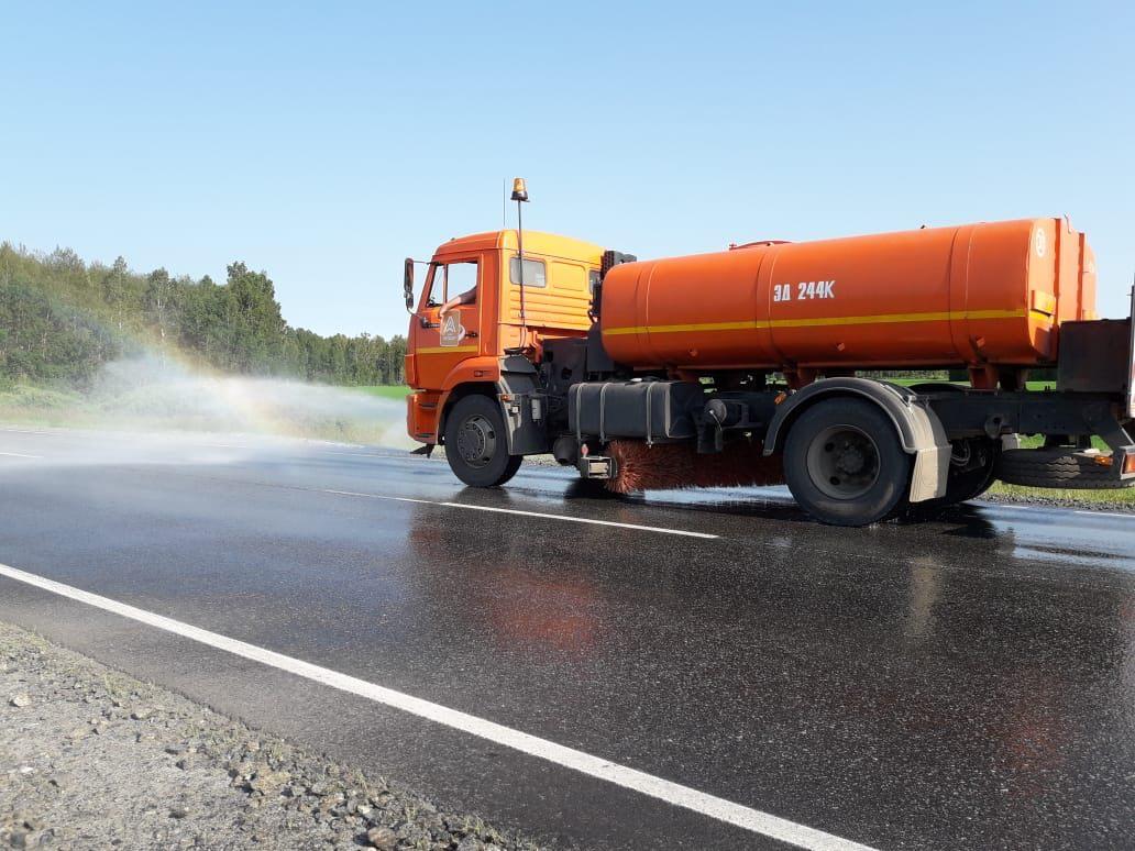 В Челябинской области будет введено временное ограничение движения для грузовых автомобилей на фе