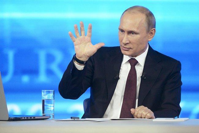 Президент России в рамках подготовки к 70-й сессии Генеральной Ассамблеи ООН дал интервью америка