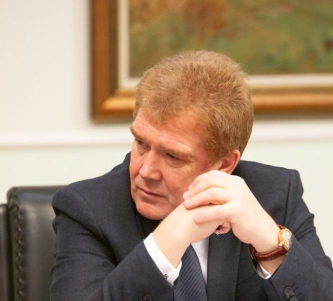 Глава Челябинска Владимир Елистратов не обсуждал с временно исполняющим обязанно