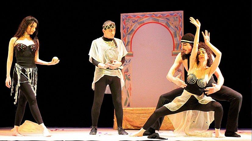 С этим уникальным театром челябинские зрители уже знакомы благодаря VМеждународному фестивалю «CH