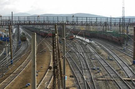 По маршруту ст.Новоорск – ст.Новотроицк за восемь месяцев 2015 года перевезено около 350 тыс. тон