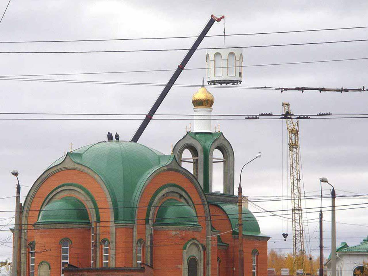 Как сообщили агентству «Урал-пресс-информ» в Челябинской епархии, под руководством настоятеля про