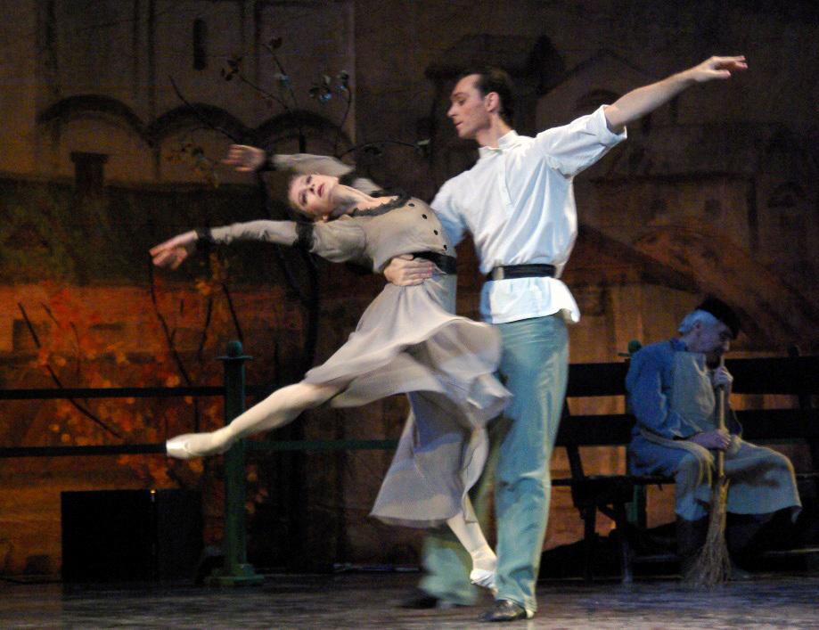 Предеина- Янин – постоянный дуэт всех «Анют» всех состоявшихся фестивалей. Завтрашний балет и пос