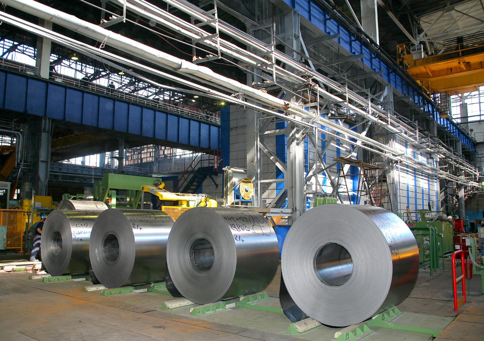 Выставка собрала ведущие металлургические компании, машиностроительные и станкостроительные завод