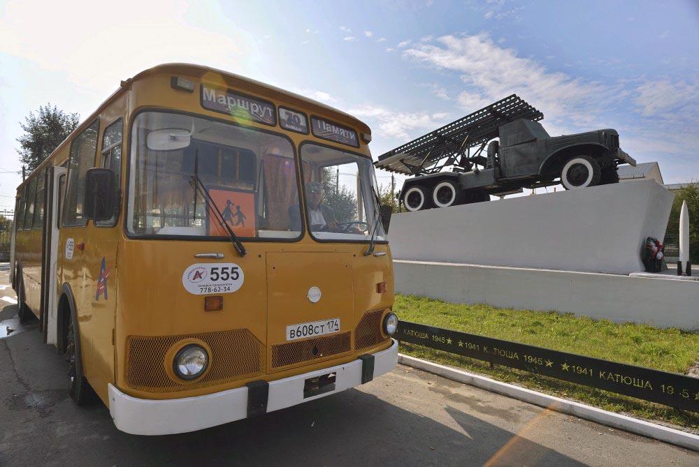 Второй год представители автобусного парка реализуют уникальный проект исторических экскурсий.