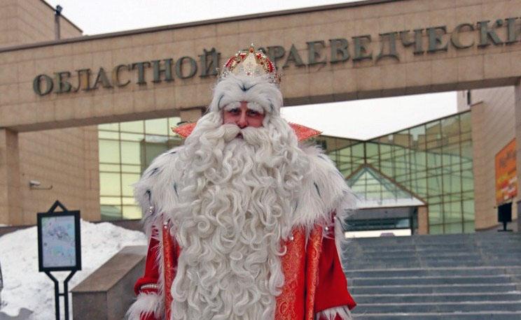 Как сообщили агентству в пресс-службе РЖД, для путешествия Деду Мороза холдинг выделил специальны