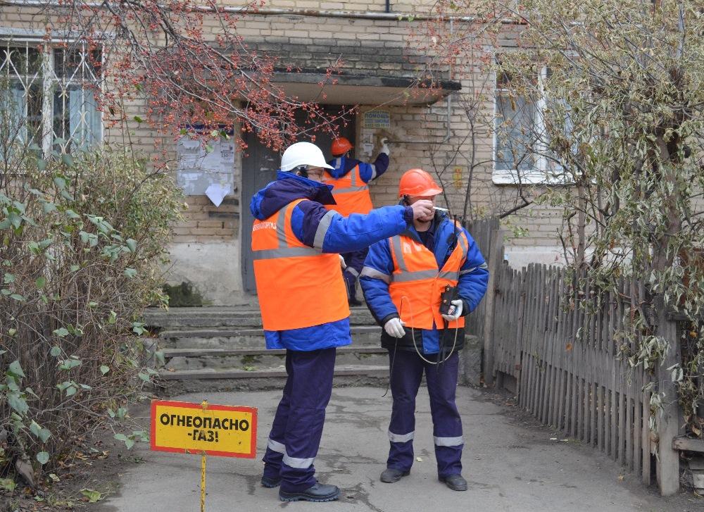 Специалисты «Челябинскгоргаза» отработали взаимодействие с оперативными службами при ликвидации ЧП