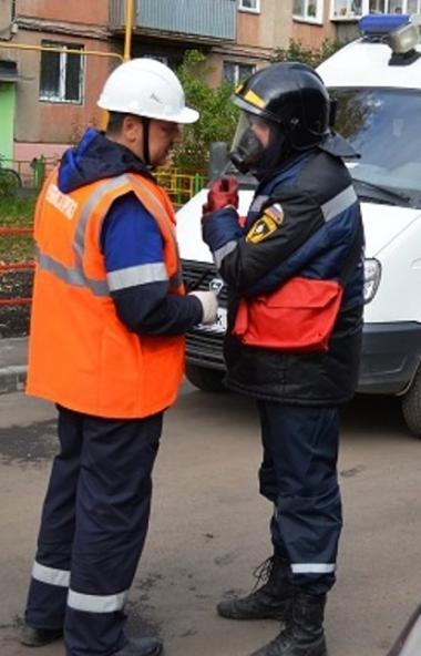 Специалисты АО «Челябинскгоргаз» провели общегородские учения по отработке взаимодействия со спец