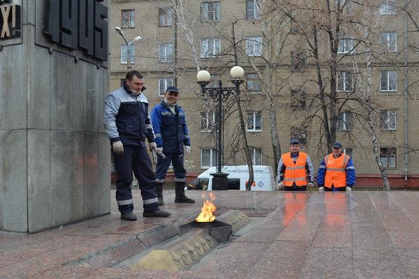 Как сообщили агентству «Урал-пресс-информ» в компании, проведены ревизия горелки и техническое об