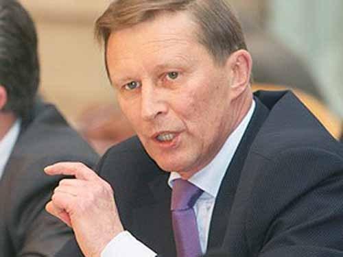 Заместитель председателя правительства РФ Сергей Иванов потребовал кардинально разобраться с част