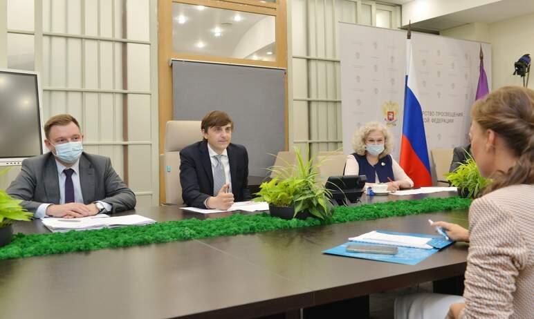 В России учебный год начнется первого сентября в обычном очном формате. Об этом заявил министр пр