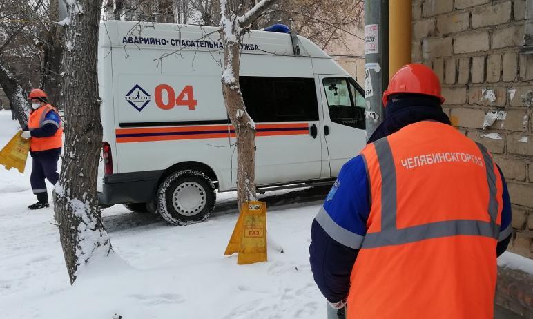 Для обеспечения бесперебойного и безаварийного газоснабжения потребителей в дни новогодних канику