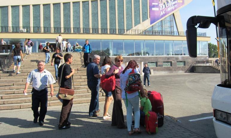 В Челябинске с 18-го февраля с автовокзала «Центральный» (дворец спорта «Юность») на «Южные ворот