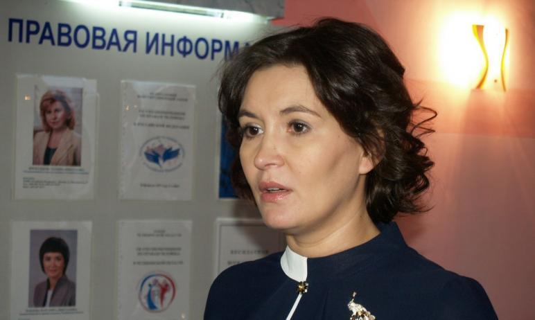 Член Совета Федерации Федерального собрания РФ (представитель исполнительной власти Челябинской о
