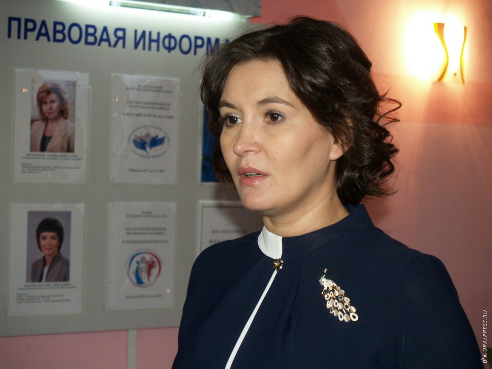 К челябинскому омбудсмену Маргарите Павловой обратилась уполномоченный по правам человека в Росси