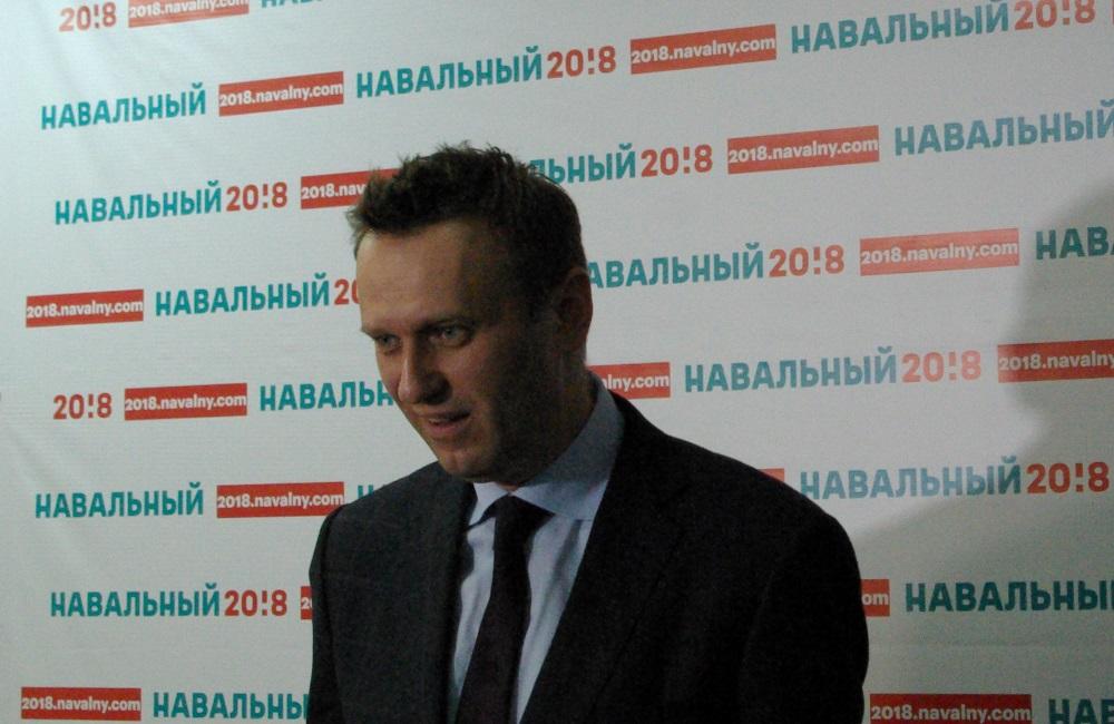 В Челябинске руководитель штаба Навального продолжает призывать горожан выйти на несанкционирован