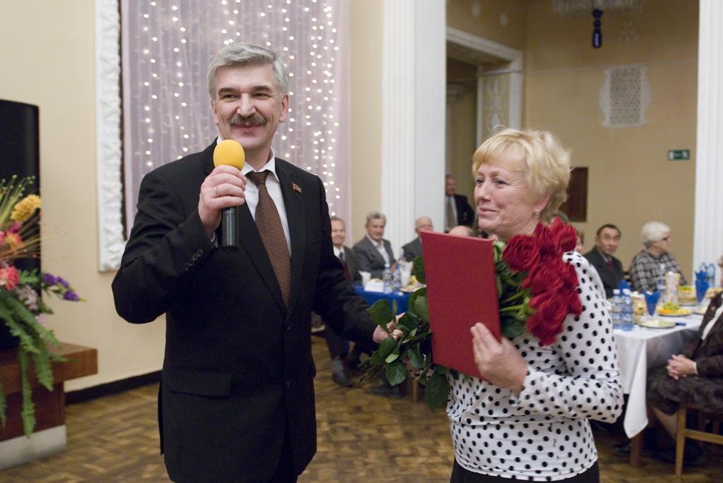 Генеральный директор ОАО «Златмаш», депутат Законодательного Собрания Челябинской области Сергей