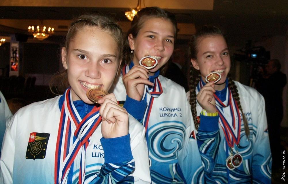 В четверг, 11 октября, в заключительный день состязаний школьных спортивных клубов, команда «Угол
