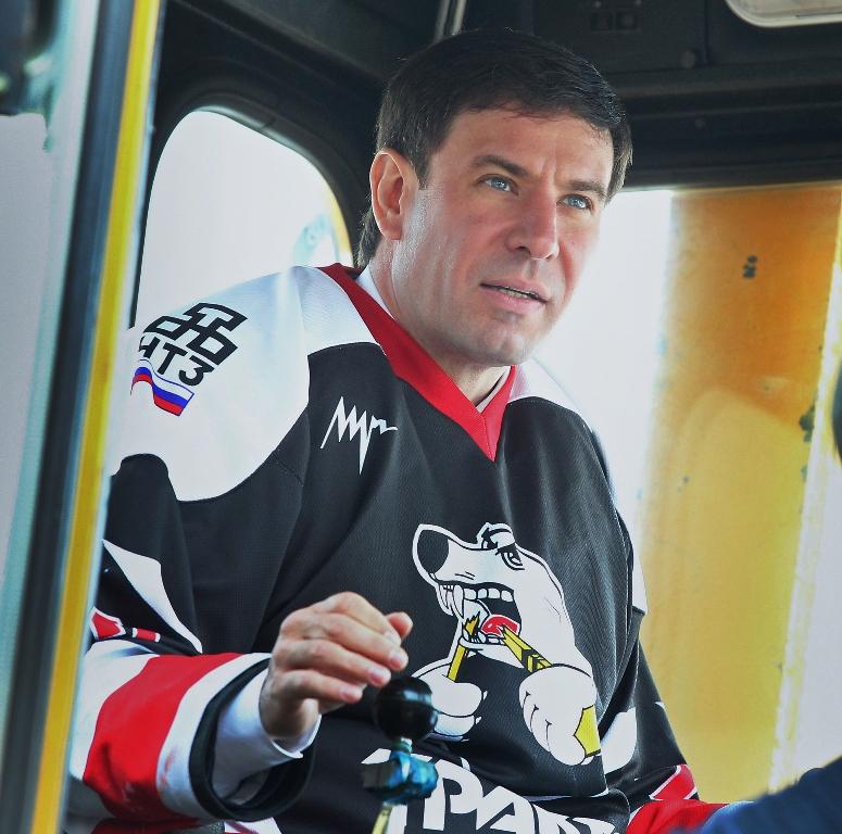По словам директора хоккейного клуба «Трактор» Владимира Кречина, цельигры не в том, чтобы показ