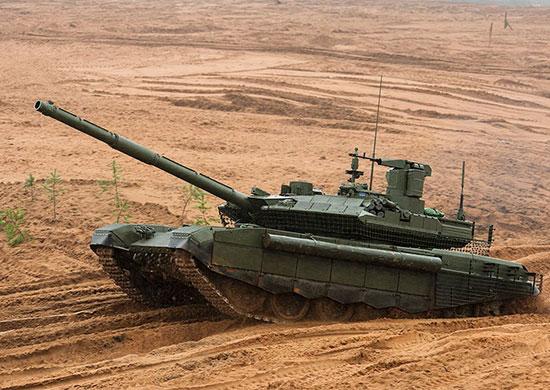 В 2019 году начнут поставлять модернизированные танки Т-90М «Прорыв» в уральскую танковую дивизию