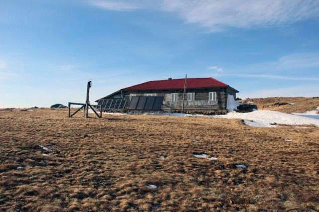 Обитатели национального парка «Таганай» (Златоуст, Челябинская область) «оповещают» о скорой смен