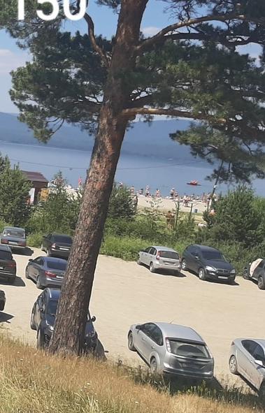 Жемчужина Челябинской области, памятник природы озеро Тургояк оказалось не готово к стихийному на