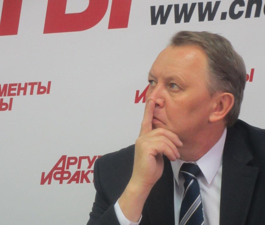 Как сообщил на состоявшейся в Челябинске пресс-конференции глава Нязепетровского района Валерий С
