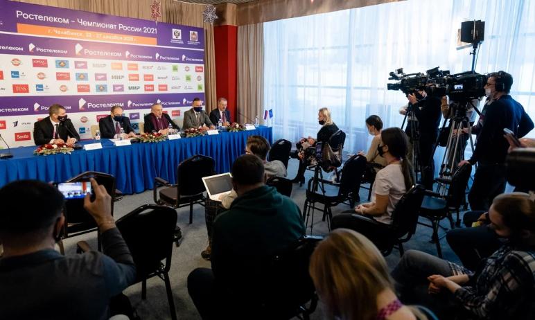 Федерация фигурного катания России отметила высокий уровень подготовки к чемпионату страны по это