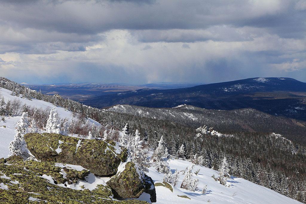 Одной из самых ярких жемчужин Челябинской области - национальному парку «Таганай» - вчера, пятого