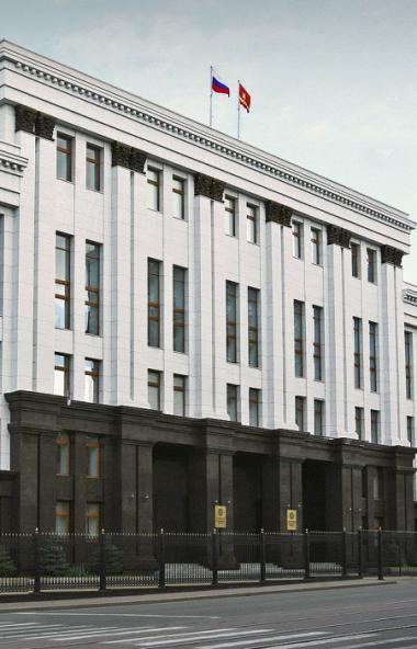 Начальник ОГУП «Областной центр технической инвентаризации» по Челябинской области Ирина Морозова
