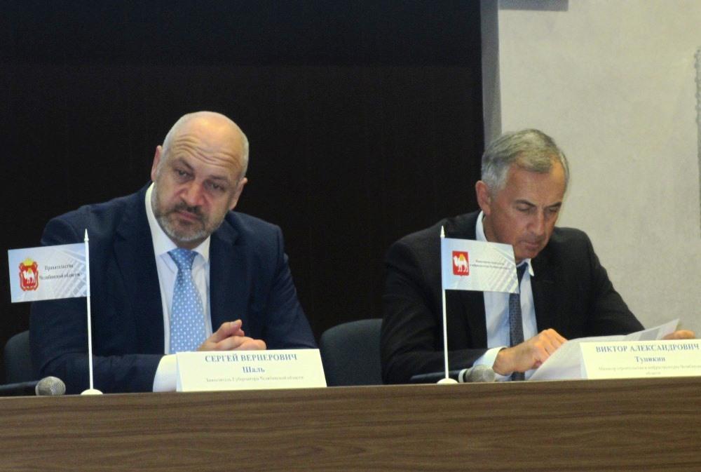 Участники состоявшейся сегодня в Челябинске первой конференции Региональных операторов капитально