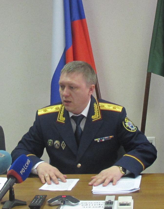 Преступление долгое время оставалось нераскрытым, однако, как уточнил Чернятьев, при помощи слаже