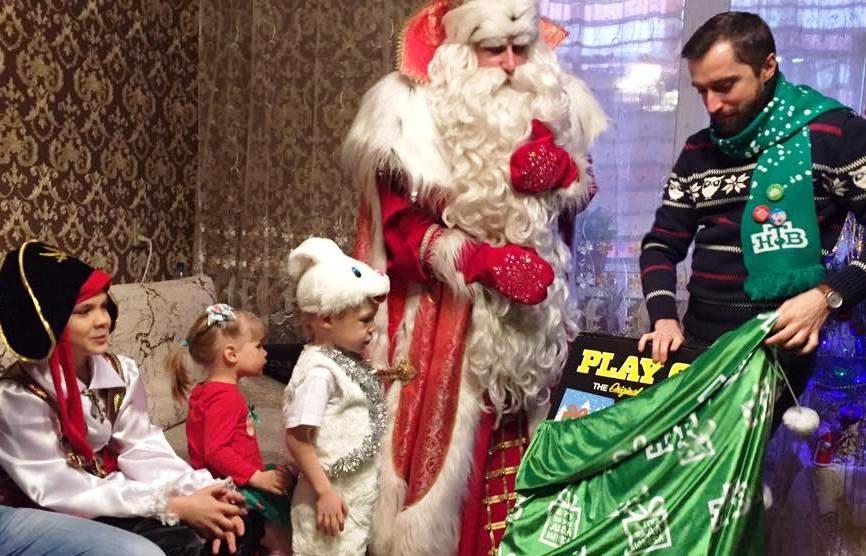 Всероссийский Дед Мороз из Великого Устюга 5 и 6 декабря побывал в Челябинске, чтобы исполнить ме