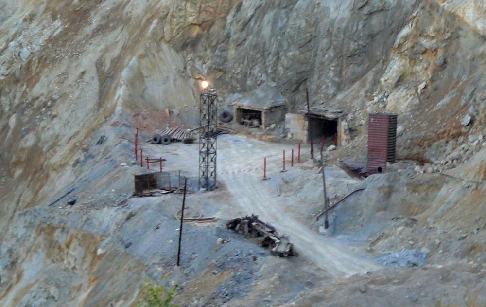 В Александринской горнорудной компании (Нагайбакский район) к концу этого года планируют закрыть