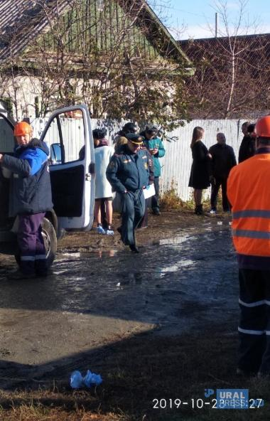 В Челябинской области по факту гибели