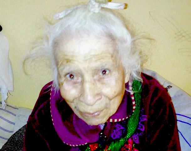 90-летняя Мария Афонасьева ищет своих родных. Пенсионерку 5 марта поместили в социальный центр в