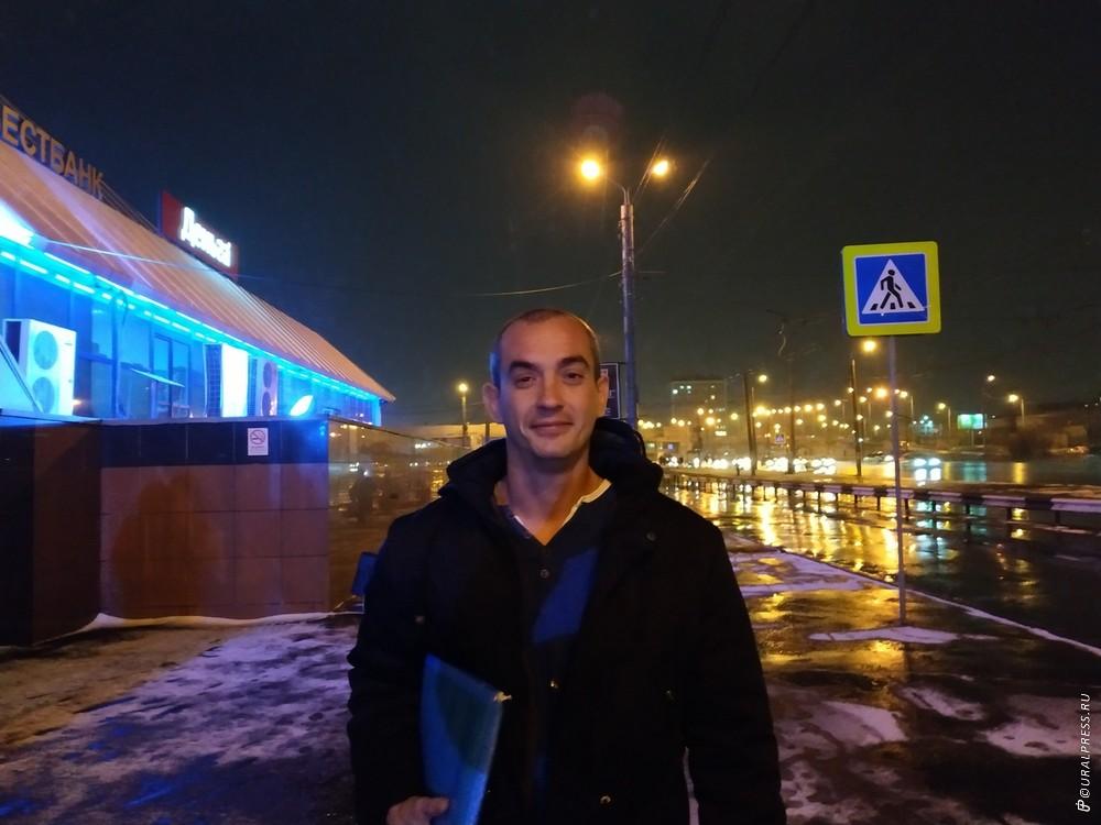 Воевавший за Новороссию Филипп Венедиктов, чье имя последние месяцы на слуху у м