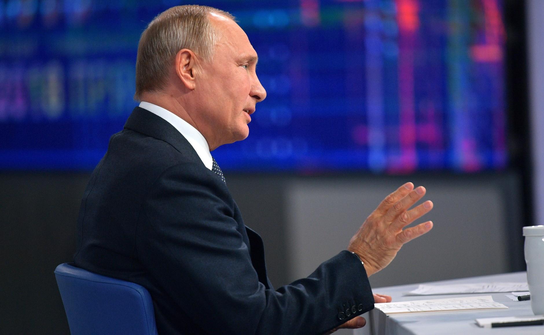 Президент России Владимир Путин пообещал многодетному отцу из Иваново исправить постановление пра