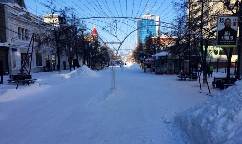 Синоптики регионального гидрометцентра предупредили о перемене погоды. В Челябинске выпадет долго
