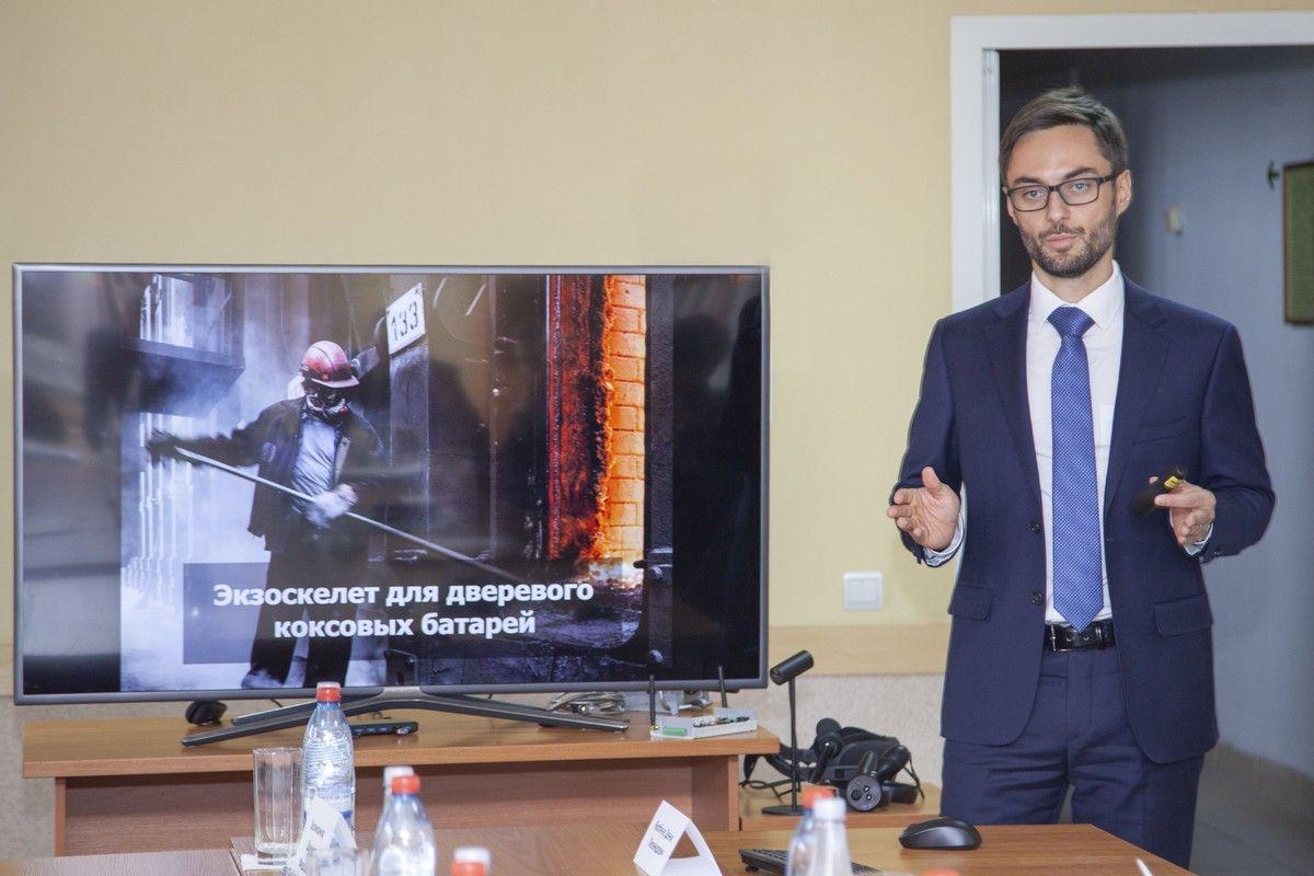 В рамках проекта, заключенного между R&D-центром МГТУ им. Г. И. Носова и ПАО
