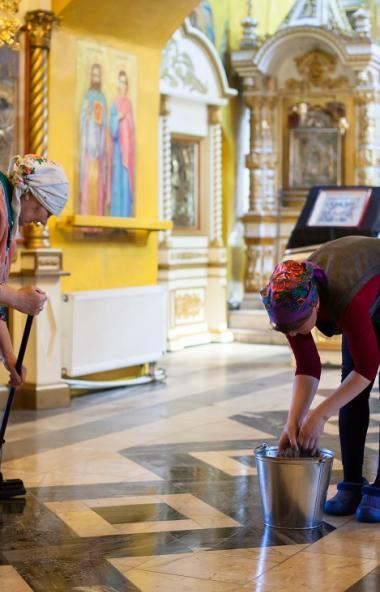 Митрополит Челябинский и Миасский Григорий поручил соблюдать профилактические меры в храмах и мон