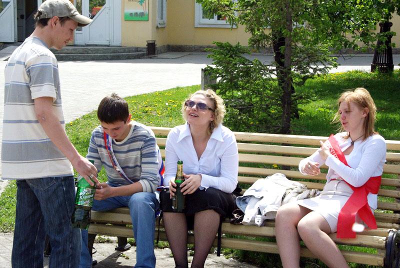 В дни проведения «последних звонков» в Челябинске будут дежурить дополнительные наряды полиции. П