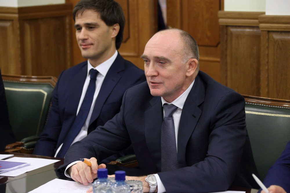 Рабочая группа под председательством вице-губернатора Челябинской области Руслана Гаттарова займе
