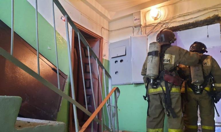 В Коркино (Челябинская область) в одной из квартир пятиэтажного дома произошел хлопок газовоздушн