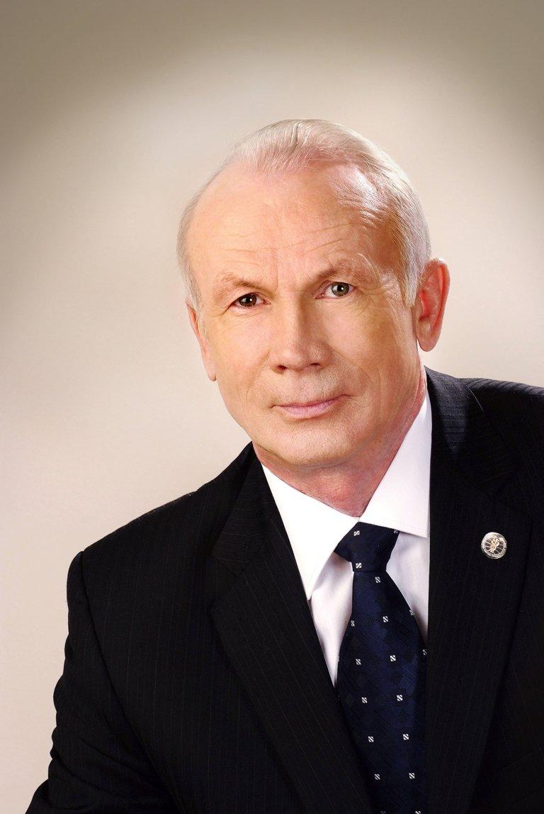 Накануне двадцатилетия создания Южно-Уральской торгово-промышленной палаты её президент и председ